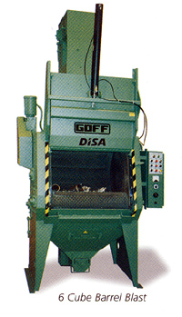 Goff Shot Blast Equipment